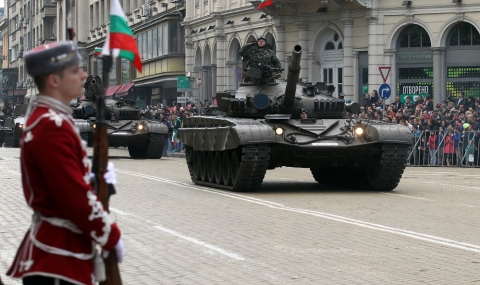 Отбрана с акцент върху българския войник, гарант за сигурността